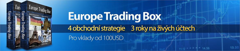Automatický obchodní systém Europe Trading Box